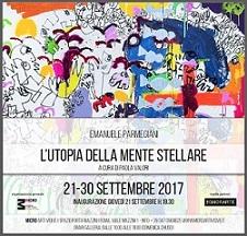 Emanuele Parmegiani – L'utopia della mente stellare