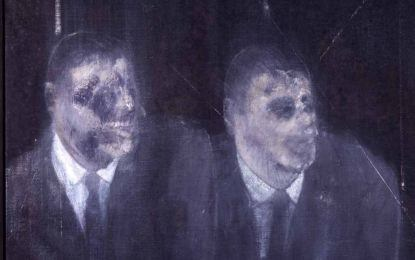 Francis Bacon – Two Americans