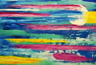 Gabriella Fastosi – L'energia del colore