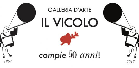 La galleria Il Vicolo compie 50 anni. Una storia in una raccolta