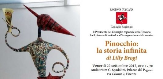 Lilly Brogi – Pinocchio: la storia infinita
