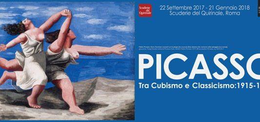 Picasso: tra cubismo e classicismo 1915-1925