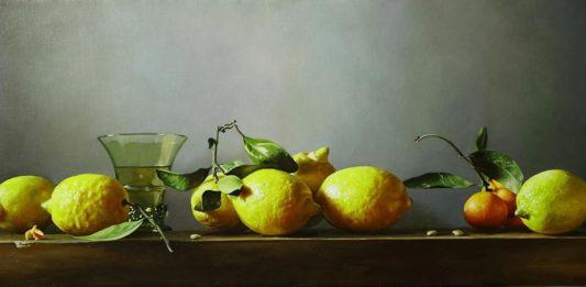 Serghey Teplyakov – Still life. Lo splendore del classico