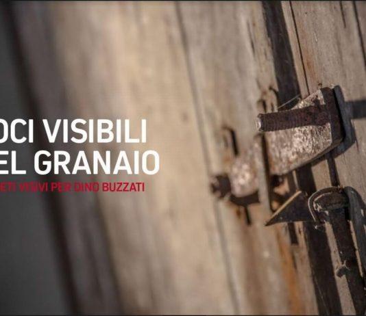 Voci Visibili nel Granaio. 42 Poeti Visivi per Dino Buzzati