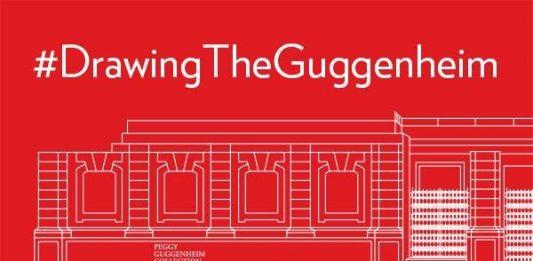 Drawing the Guggenheim