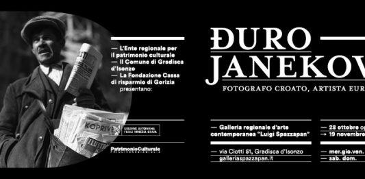 Duro Janekovic. Fotografo croato, artista europeo
