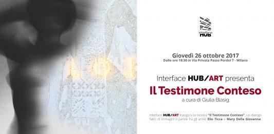Elio Ticca / Mary Della Giovanna – Il Testimone Conteso