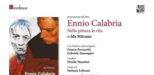 Ennio Calabria – Nella pittura la vita