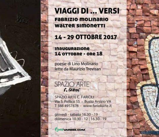 Fabrizio Molinario / Walter Simonetti – Viaggi di…versi