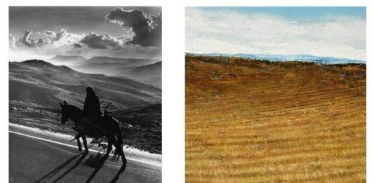 Giuseppe Leone / Cateno Sanalitro –  Il Paesaggio