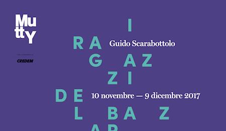Guido Scarabottolo – I ragazzi del Bazar di Kashan