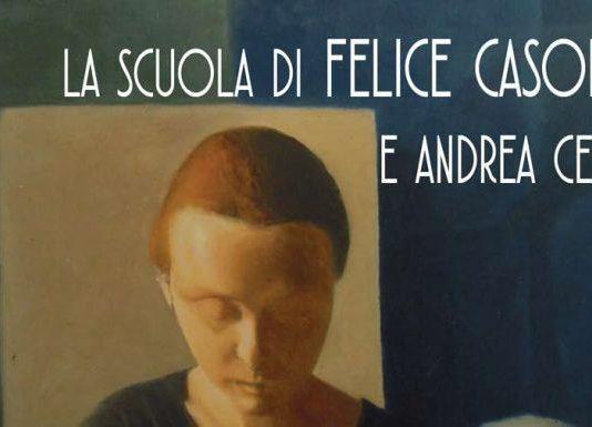 La scuola di Felice Casorati e Andrea Cefaly