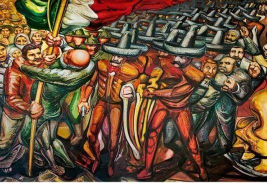 México – La Mostra Sospesa.  Orozco, Rivera, Siqueiros