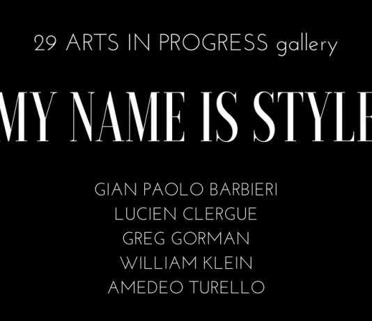 My name is style