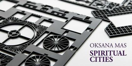 Oksana Mas – Spiritual Cities