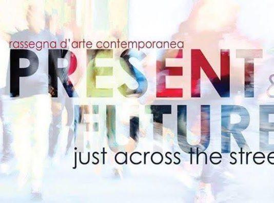 Present&Future just across the Street