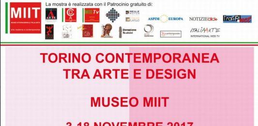 Torino Contemporanea tra arte e design