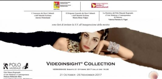 VIDEOINSIGHT® COLLECTION. Opere dalla Collezione Videoinsight®