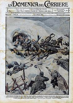 1917 la Grande Guerra. Cento immagini di Achille Beltrame