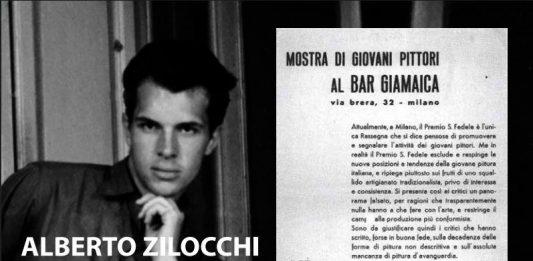 9 novembre 1957 – 9 novembre 2017. Alberto Zilocchi e il Manifesto del Bar Giamaica, 60 anni dopo