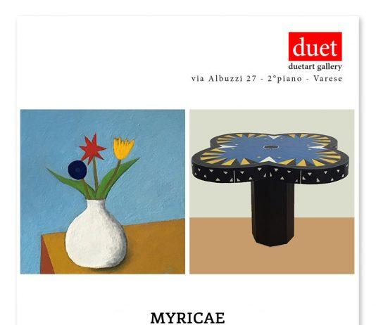 Enzo Forese / Vito Scamarcia – Myricae
