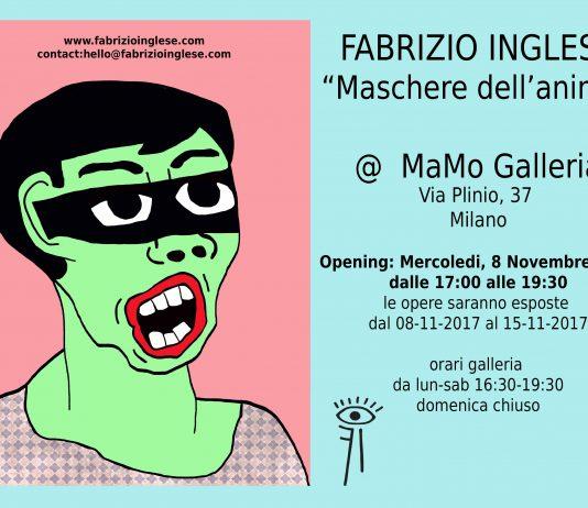 Fabrizio Inglese – Maschere dell'anima