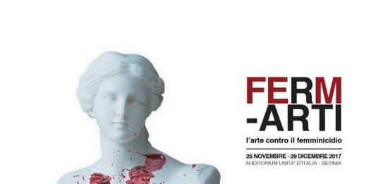 Ferm-ARTI L'arte contro il femminicidio