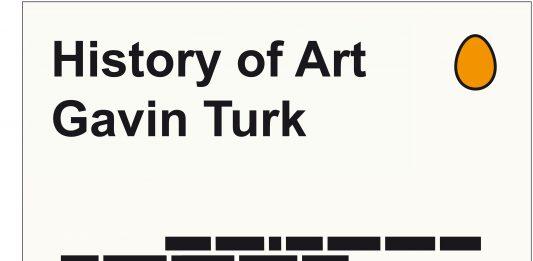 Gavin Turk – History of Art