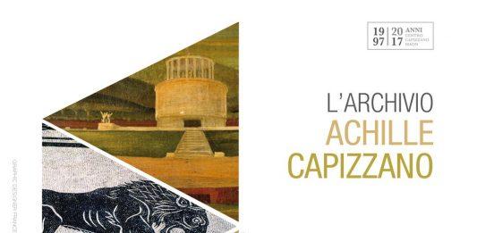 L'Archivio Achille Capizzano