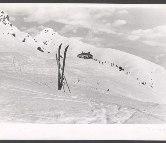 Neve. Sport invernali a Oropa 1920-1960
