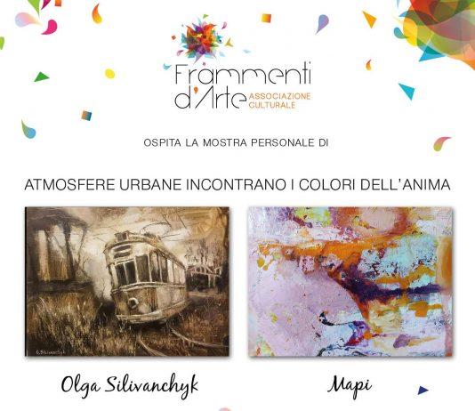 Olga Silivanchyk / Mapi – Atmosfere urbane incontrano i colori dell'anima