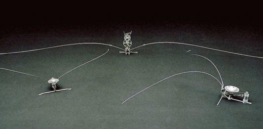 Prima visione: Piero Fogliati la macchina per produrre fantasmi