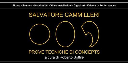 Salvatore Cammilleri – Prove tecniche di concepts