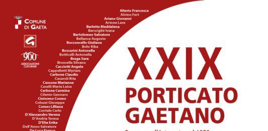 XXIX° Porticato Gaetano