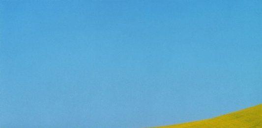 Franco Fontana – Postpop mail. Paesaggio Toscana