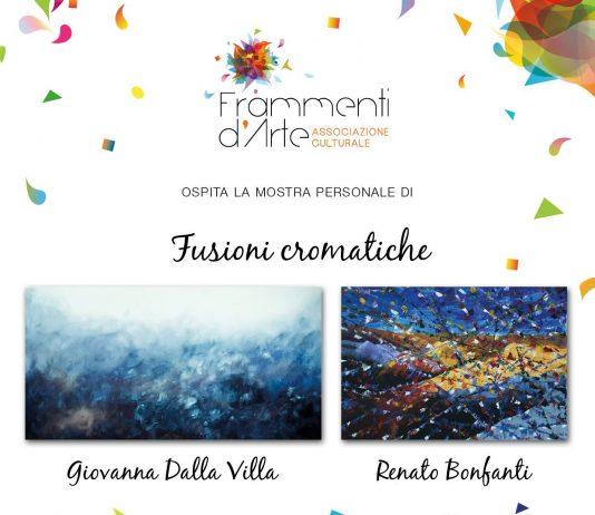 Giovanna Dalla Villa / Renato Bonfanti – Fusioni cromatiche