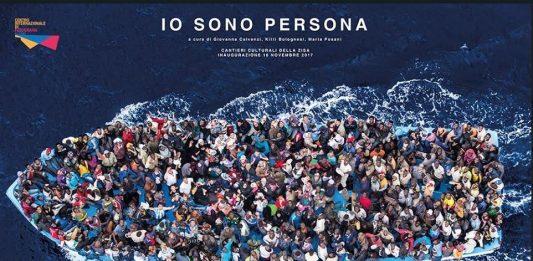 Io sono persona.  Storie di emigrazioni e di immigrazioni raccontate da fotografi italiani