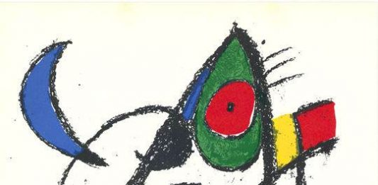 Joan Mirò – Istinto e poesia