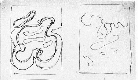 Lucio Fontana – Disegni su carta 1934/1965