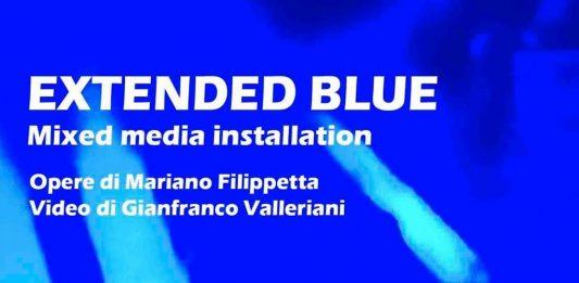 Mariano Filippetta / Gianfranco Valleriani – Extended Blue