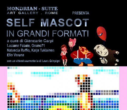 Self mascot in grandi formati