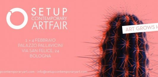 SetUp Contemporary Art Fair 208 – VI Edizione