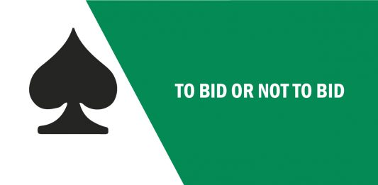 To Bid or Not To Bid?   Contemporary Curated