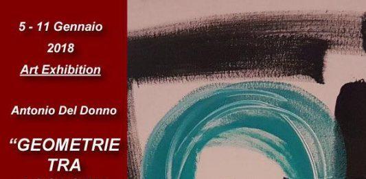 Antonio Del Donno – Geometrie tra i colori