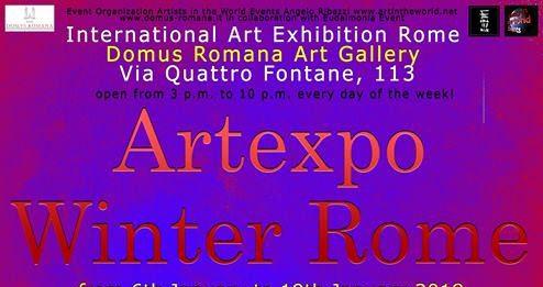 ArtExpo WInter Rome