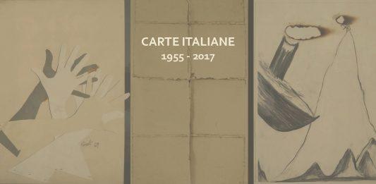 Carte italiane. 1955-2017