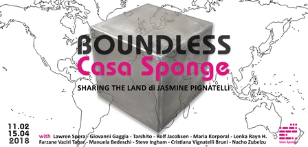 Jasmine Pignatelli – Boundless. Sharing the land