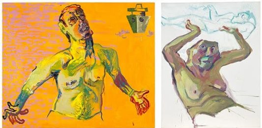 Martin Kippenberger / Maria Lassnig – Body Check