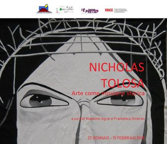 Nicholas Tolosa – Arte come missione storica