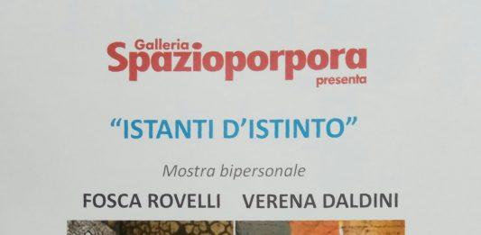 Verena Daldini / Fosca Rovelli  – Istanti d'Istinto